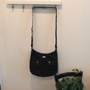 Black Baggallini Large Crossbody Bag